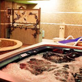 Vasca idromassaggio - Hotel del Corso