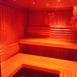 Sauna - Borgo di Porto Corallo