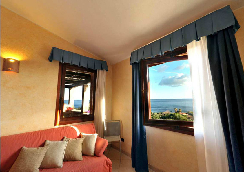 Soggiorno romantico e spa diurna il borgo di porto corallo for Soggiorno e spa