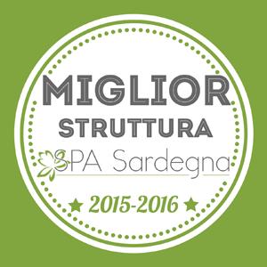Miglior struttura SPA Sardegna