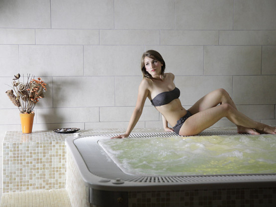 Rilassante idromassaggio - Hotel Le Torri