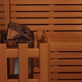 Sauna - Hotel Le Torri