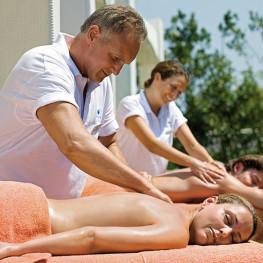 Massaggio di coppia al Grande Baia Resort