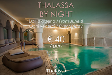 Offerta Thalassa by Night - Pullman Timi Ama