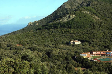 Paesaggio - Hotel Orlando Sardegna
