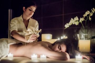 Massaggio corpo - Hotel Riviera