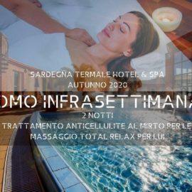 Promo Infrasettimanale 2 Notti - Sardegna Termale Hotel & SPA